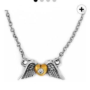 Brighton Angelheart necklace and bracelet set